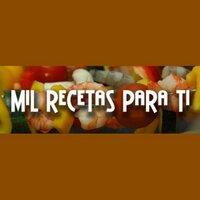 Mil Recetas para Ti | Social Profile