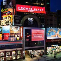 Crowne Plaza NYC | Social Profile