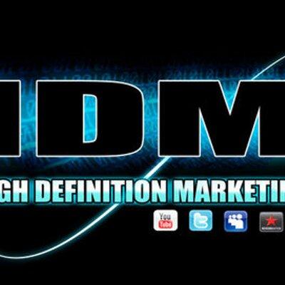 HighDefMarketing   Social Profile