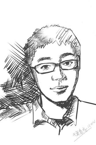 胡天翼 Social Profile