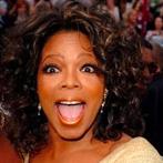 Oprah reads the news Social Profile