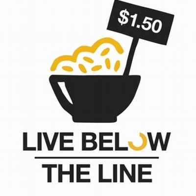 Live Below The Line | Social Profile