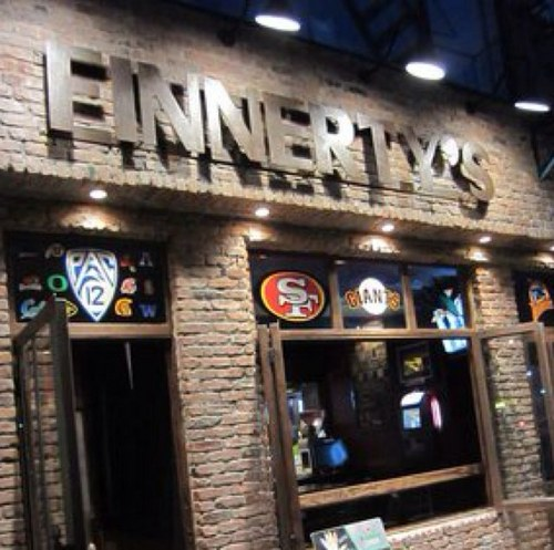 Finnerty's Social Profile