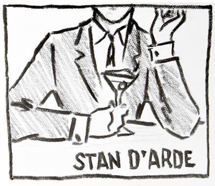Stan D'Arde Social Profile