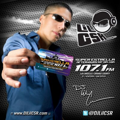 DJ LIL CSR | Social Profile