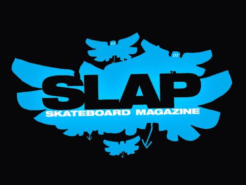 SLAP Magazine Social Profile