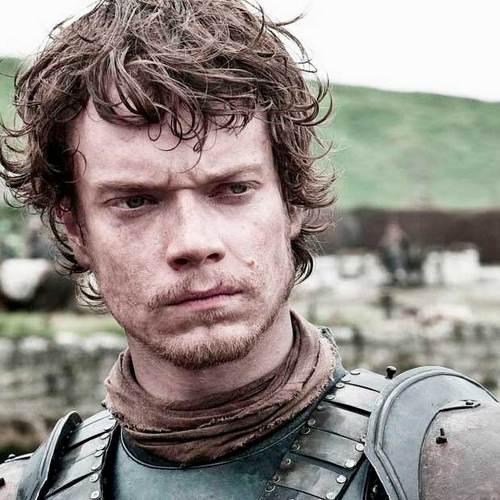 Theon Greyjoy Social Profile