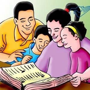 Familia feliz   Social Profile