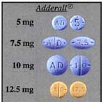 Adderall 25 mg duration