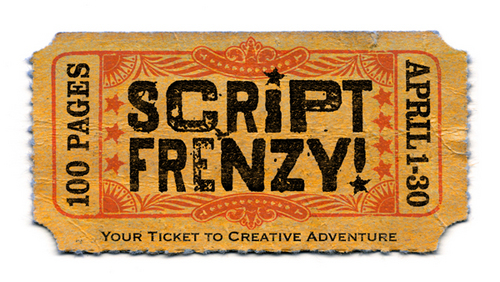 Script Frenzy Social Profile