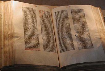 The Bible Social Profile