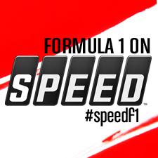 Formula 1 on SPEED Social Profile
