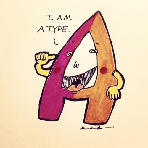 iamAtype Social Profile