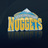 Denver nuggets 3d logo normal