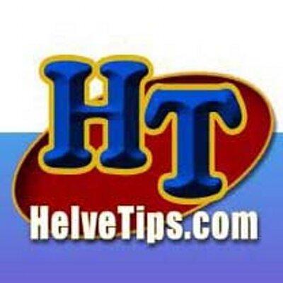 HelveTips | Social Profile