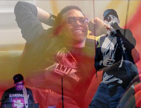 Lupe Fiasco's Laser♥ Social Profile