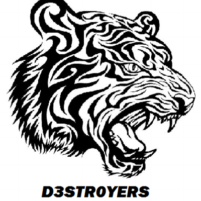D3STR0YERS | Social Profile