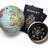 Globe  compass and passport normal