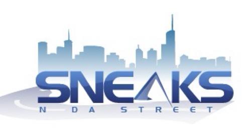 Sneaks N Da Street Social Profile
