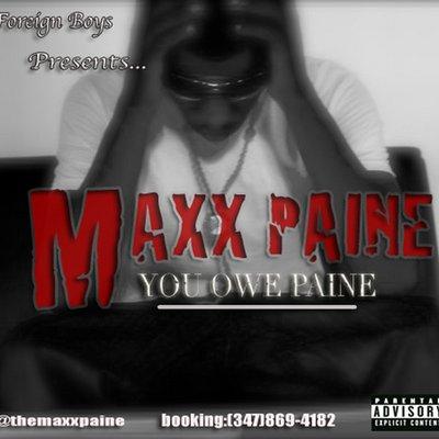 Maxx Paine | Social Profile