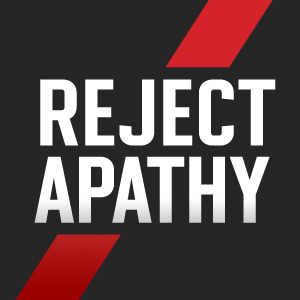 Reject Apathy Social Profile