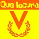 Photo of quelocuraVV's Twitter profile avatar