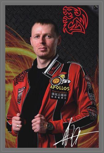Aleksey Krupnyk Social Profile