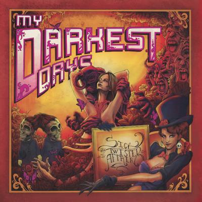 My Darkest Days | Social Profile