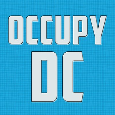 Occupy Washington DC | Social Profile