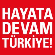 Hayata Devam Türkiye  Twitter Hesabı Profil Fotoğrafı