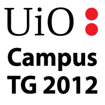 UiO: Campus TG