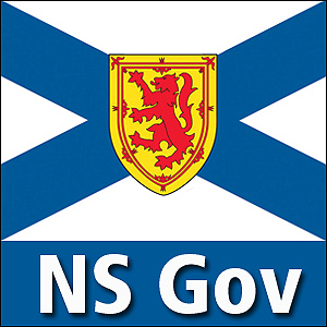 Nova Scotia Government Official Twitter account