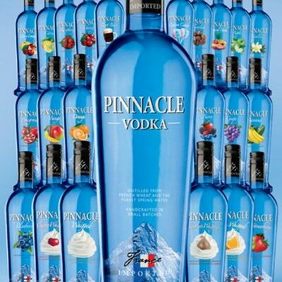 Pinnacle Vodka Chile
