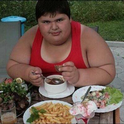 Я толстый парень как похудеть