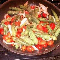 Okra n Tomatoes | Social Profile