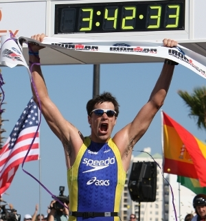 Ironman Athletes Social Profile