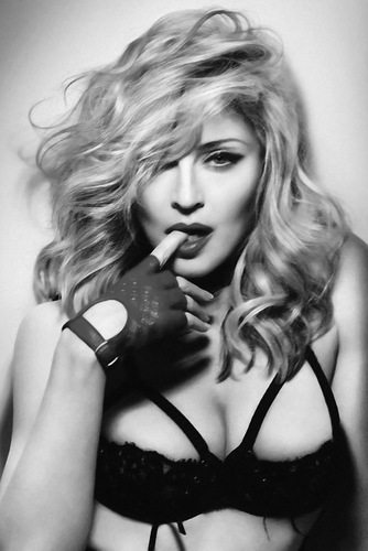 Madonna_Quote Social Profile