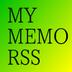 MY_MEMO_RSS