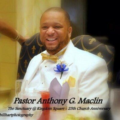 Pastor A.G. Maclin   Social Profile
