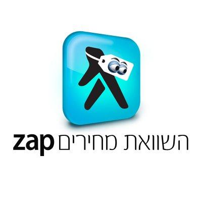 השוואת מחירים zap   Social Profile