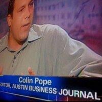 Colin Pope | Social Profile