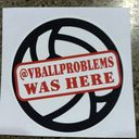 Photo of vballproblems's Twitter profile avatar