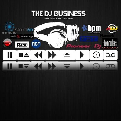 The DJ Business | Social Profile