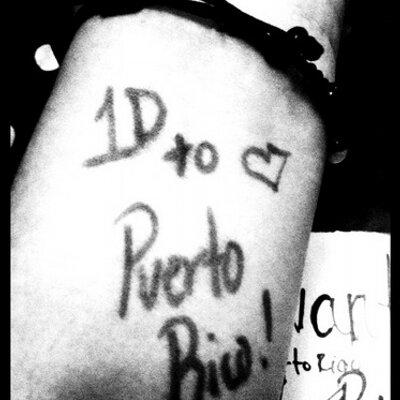 PuertoRicoLoves1D  | Social Profile