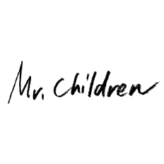 Mr.Children Social Profile