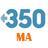 350Mass profile