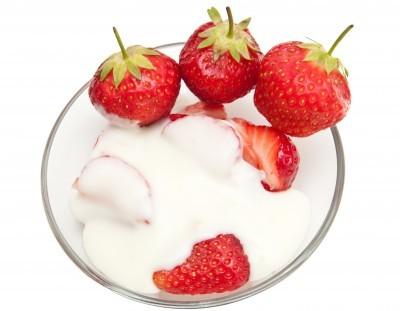 zdravý jogurt