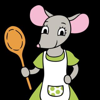 Vařila myšička