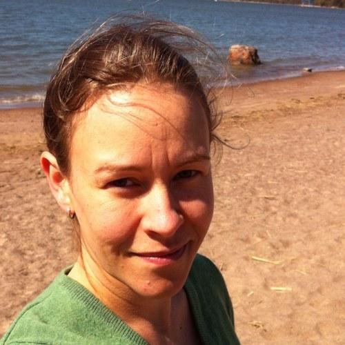 Maria Wetterstrand Social Profile