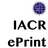 IACR ePrint Updates